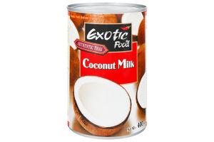 EX.FOOD МОЛОКО КОКОСОВЕ 0,4Л
