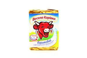 Сир 50% плавленный Сливочный Веселая коровка 90г