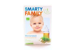 Чай Smarty Family Фенхелевий оргінічний дитячий 20пак