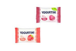 Карамель леденцовая Yogurtini Roshen кг