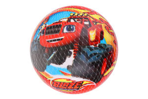 Игрушка для детей от 3лет №30/2885 Мяч Блеск и чудо-машинки John Papadopoulos&Co Toys Factory 1шт