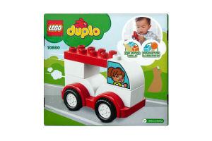 LEGO® DUPLO® My First Мой первый гоночный автомобиль 10860
