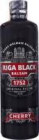Напиток алкогольный 0.5л 30% со вкусом вишни Riga Black Balsam бут