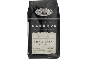 Papa Nicholas Family Reserve Whole Bean Kona Baru Blend