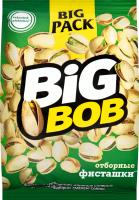 Фісташки смажені солоні Відбірні Big Bob м/у 90г