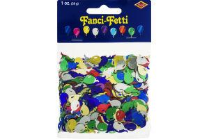 Beistle Fanci-Fetti Balloons