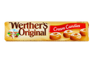 Цукерки Werther's Original 50г