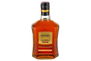 Бренді 0.5л 40% Шабський Classic Shabo пл