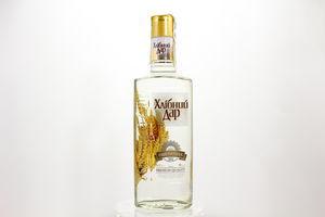 Водка 0,37л 40% Пшеничная Хлебный дар бут