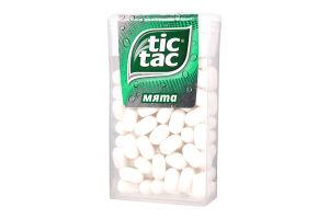 Драже зі смаком м'яти Tic Tac п/у 49г