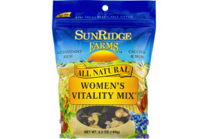 SunRidge Farms All Natural Women's Vitality Mix
