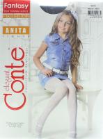 CONTE-KIDS Fantasy колготи дитячі Anita р.146-152 nero