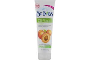 St. Ives Fresh Skin Body Scrub Apricot