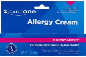 CareOne 2% Diphenhydramine Hydrochloride