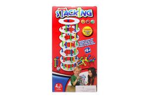 Игра Kingso Toys Башня укладывание 124607-KT