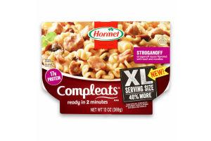 Hormel Compleats XL Beef Stroganoff, 13 Ounce