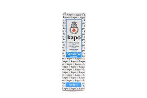 Крем для бритья Sensitive Formula Kapo 100мл