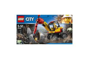 LEGO® City Трактор для горных работ 60185