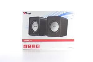 Колонки Trust Leto 2.0 Speaker black