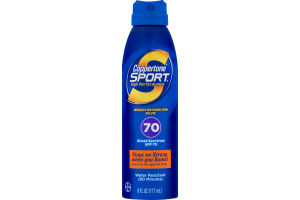 Coppertone Sport High Performance Sunscreen Continuous Spray SPF 70