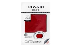 Труси чоловічі Diwari Basic №MSH2127 110-114/XXL dark red