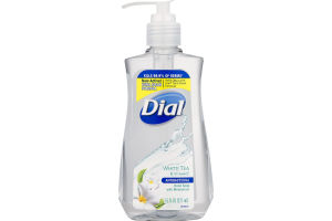 Dial Antibacterial Hand Soap White Tea & Vitamin E