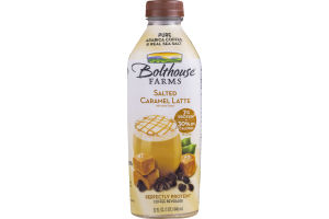 Bolthouse Farms Perfectly Protein Coffee Beverage Salted Caramel Latte