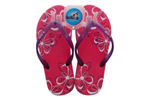 Тапочки-в'єтнамки дитячі Biti's №9150-Е 30-35