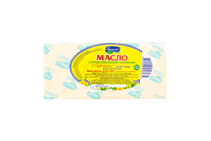Масло 73% сладкосливочное Крестьянское Лубенское Гармонія м/у 400г
