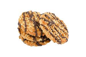 Печиво здобне з декором Альпійське Деліція кг