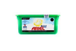 Засіб миючий синтетичний рідкий в розчинних капсулах Для чутливої шкіри Ariel 26х24.2г