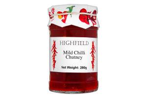 Чатни Highfield Preserves из томатов и перца чили