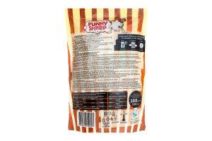 Попкорн в карамели с арахисом Funny Sheep д/п 100г