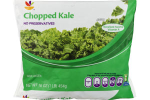 Ahold Kale Chopped