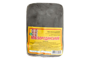 Хлеб Бородинский Хмельницькхліб м/у 0.5кг