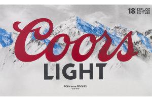 Coors Light - 18 PK