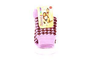 Шкарпетки дит. 4В-418 р.20-22 бузок 1пара
