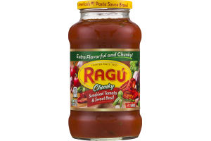 Ragu Chunky Sundried Tomato & Sweet Basil Sauce