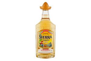 Текила 0,7л 38% Gold Sierra