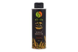 Олія з зародків пшениці Extra Virgin SunSeed ж/пл 250мл