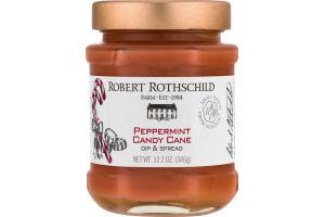 Robert Rothschild Dip & Spread Peppermint Candy Cane