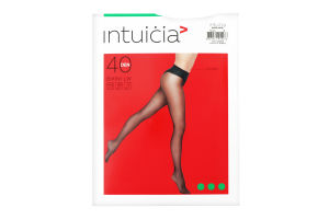 Колготки жіночі Intuicia Bikini LW 40den 2 daino