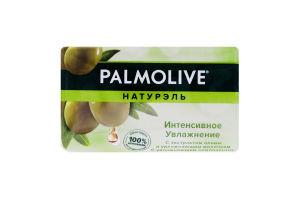 Мыло туалетное с экстрактом оливы и увлажняющим молочком Интенсивное увлажнение Натурэль Palmolive 90г