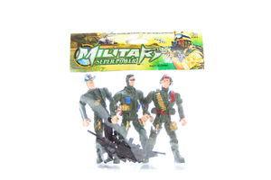 Іграшка набір Військовий 6865-5