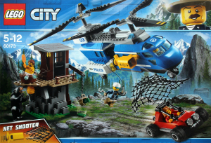 LEGO® City Police Погоня в горах 60173