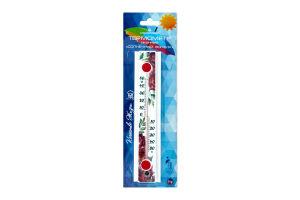 Сувенір Термометр побутовий віконний Сонячна парасолька 1