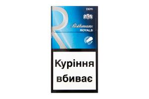 Сигарети Rothmans Demi Silver
