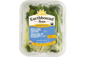 Earthbound Farm Organic Whole Romaine Leaves