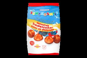Конфеты с молочно-кремовым наполнением Frankonia Schokosmile м/у 120г