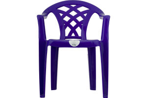 Smart Living Summer Kid's Plastic Chair